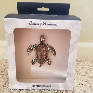 Tommy Bahama Sea Turtle Bottle Stopper